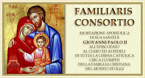 Frasi Amore Matrimonio Unione Giovanni Paolo Ii.Familiaris Consortio Giovanni Paolo Ii Esortazione Apostolica